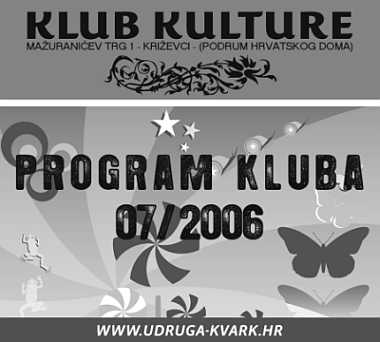 Program Kluba kulture