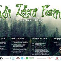 Dolazi treći Mali Zeleni. Vaš najdraži ekološki festival.